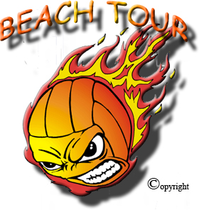 Site officiel du Beach Tour